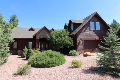 Payson Single Family Home For Sale: 830 W Sherwood Drive