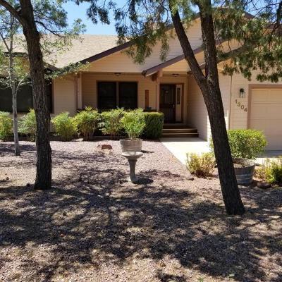 Payson Single Family Home For Sale: 1304 N Sunshine Lane