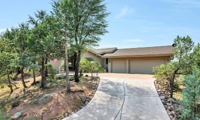 Chaparral Pines Single Family Home For Sale: 2001 E Yellowbell Lane