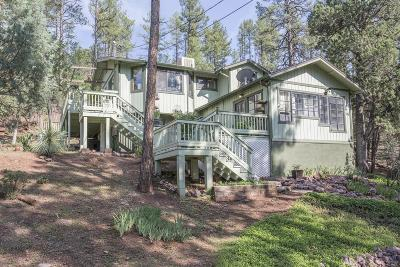 Pine Single Family Home For Sale: 3877 Whispering Pines Road