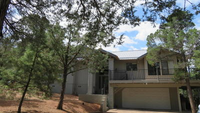 Payson Single Family Home For Sale: 1402 N Sunset Drive