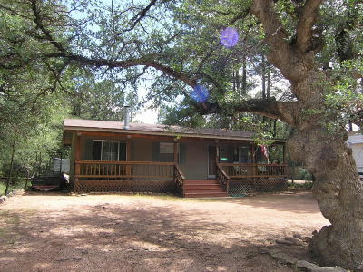 Strawberry Single Family Home For Sale: 5057 N Bear Trail