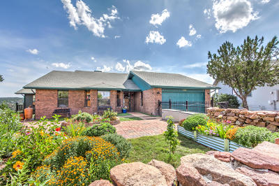 Payson Single Family Home For Sale: 1709 W Point Drive