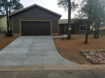 Payson Single Family Home For Sale: 103 S Forest Park Drive