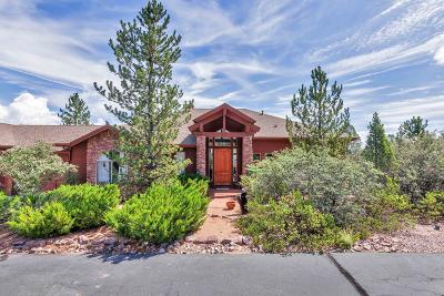 Chaparral Pines Single Family Home For Sale: 2305 E Blue Bell Circle