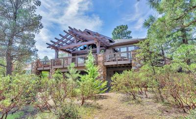 Payson AZ Single Family Home For Sale: $995,000