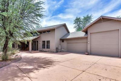 Chaparral Pines Single Family Home For Sale: 7 N Grapevine Drive