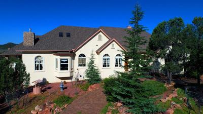 Payson Single Family Home For Sale: 400 N Deer Trail