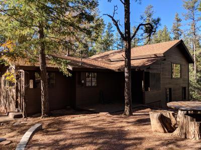 Payson Single Family Home For Sale: 168 W Ponderosa Way