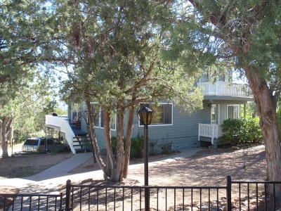 Payson Single Family Home For Sale: 1403 N Farview Drive