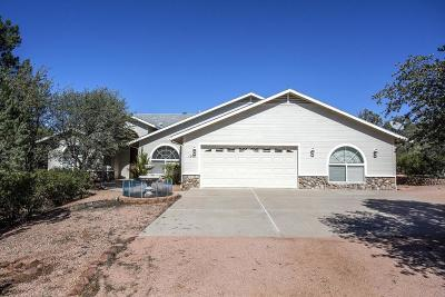 Payson Single Family Home For Sale: 1208 W Chatham Drive