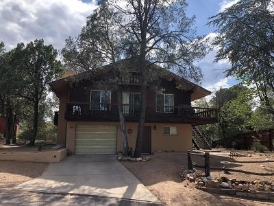 Payson Single Family Home For Sale: 313 E Pinnacle Circle