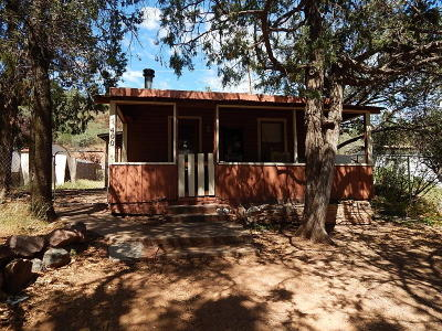 Payson Single Family Home For Sale: 400 W Frontier Street