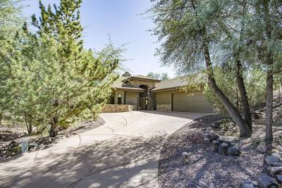 Payson AZ Single Family Home For Sale: $749,000