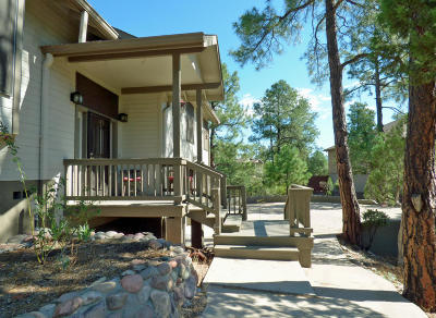 Payson Single Family Home For Sale: 1106 E Phoenix Street