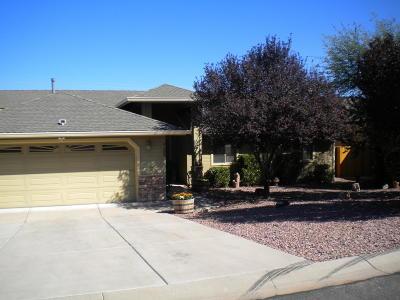 Payson Single Family Home For Sale: 708 W Oso Dorado Circle