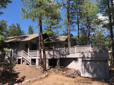 Pine Single Family Home For Sale: 5171 N Naco Dr.