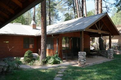 Payson Single Family Home For Sale: 444 S Buenagua Road
