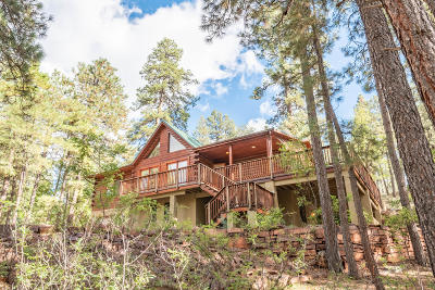 Payson Single Family Home For Sale: 163 Wild Rose Drive