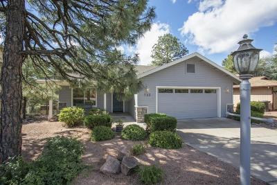 Payson Single Family Home For Sale: 703 W Overland Road