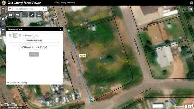 Payson Residential Lots & Land For Sale: 212 W Phoenix Street