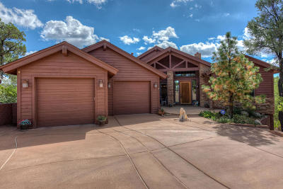 Payson Single Family Home For Sale: 2601 E Golden Aster Circle