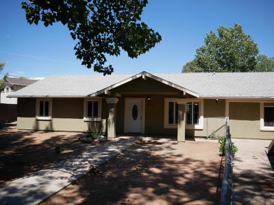 Payson Single Family Home For Sale: 1705 N Mc Lane Road