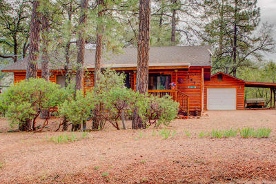 Pine Single Family Home For Sale: 3687 N Papago Lane