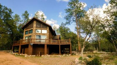 Payson Single Family Home For Sale: 300 W Neal Spur
