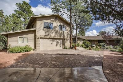 Payson Single Family Home For Sale: 1404 E Frontier Street