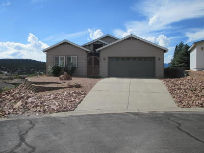 Payson Single Family Home For Sale: 310 S Marble Point