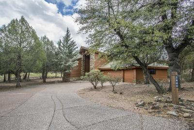 Payson Single Family Home For Sale: 2809 E Coyote Mint Circle