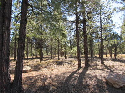 Happy Jack Residential Lots & Land For Sale: 3669 Timberline Drive