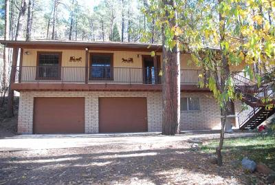 Payson Single Family Home For Sale: 265 W Columbine Road