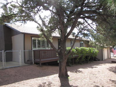 Payson Single Family Home For Sale: 611 N Luzern Circle