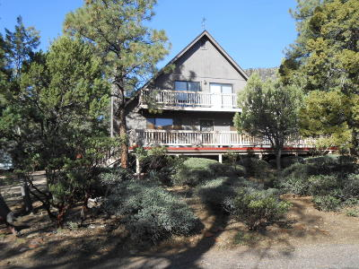 Pine AZ Single Family Home For Sale: $289,000