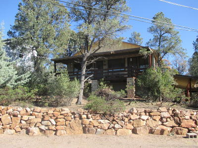 Payson Single Family Home For Sale: 907 S Pinecone Street