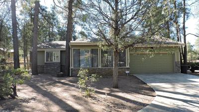 Payson Single Family Home For Sale: 301 E Eidelweiss Circle