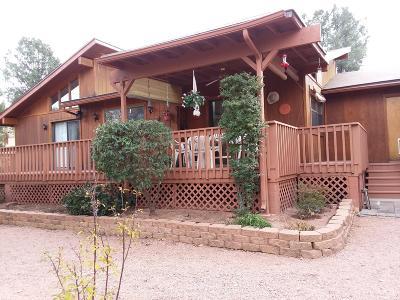 Payson Single Family Home For Sale: 600 E Tahoe Vista Circle
