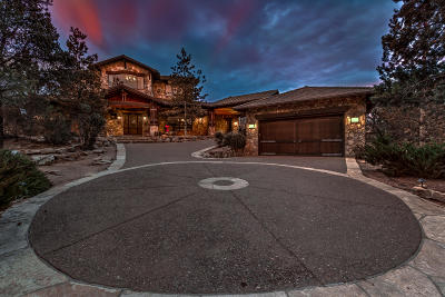 Chaparral Pines Single Family Home For Sale: 21 E Feather Plume Lane