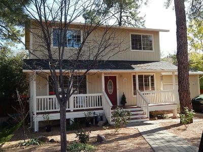 Payson Single Family Home For Sale: 104 S Overland Circle