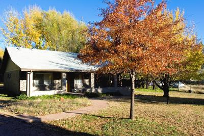 Strawberry Single Family Home For Sale: 4933 N German Ranch Road