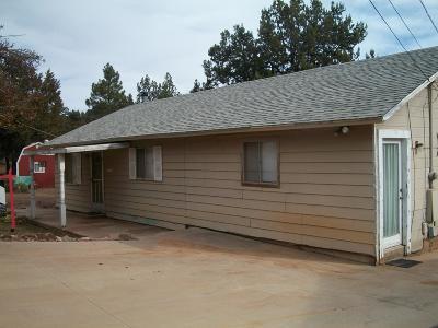 Pine AZ Single Family Home For Sale: $150,000