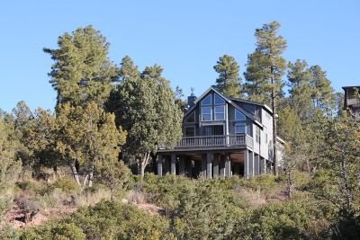 Payson Single Family Home For Sale: 177 N Myrtle Point Trail