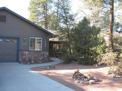 Payson Single Family Home For Sale: 506 N Oak Ridge Road