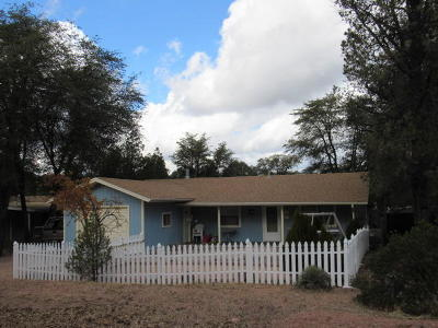 Payson Single Family Home For Sale: 132 N Easy Street