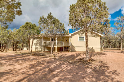 Payson Single Family Home For Sale: 8005 W Gibson Ranch Road