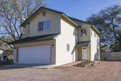 Payson Single Family Home For Sale: 900 B W Cherry Street