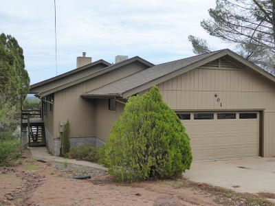 Payson Single Family Home For Sale: 601 N Bobby Jones Drive