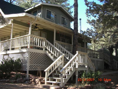 Pine AZ Single Family Home For Sale: $300,000